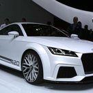 2015 Audi TT Coupe unveiled at 2014 Geneva Motor Show   CarDekho.com