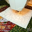 Machine Embroidery Quilts