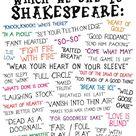 Shakespeareisms