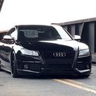 Murdered Audi S5