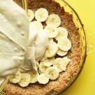 Vegan Banana Cream Pie   Minimalist Baker Recipes