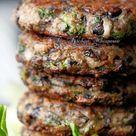 Portobello Mushroom Burger