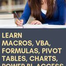 MyExcelOnline Academy   Learn Macros, VBA, Formulas, Pivot Tables, Charts, Power BI, Access + More