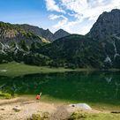 Allgäu - Wanderung zum Unteren Gaisalpsee   Travel more - Babble less