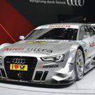 Audi RS5 DTM Premieres in Geneva