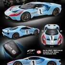2020 Ford GT- 1 1966 Le Mans Heritage Edition
