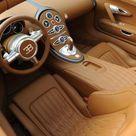Poster 2009 Bugatti Veyron Sang Bleu, 12x8in.