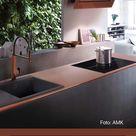Attraktive Dunstabzüge  für Wohnküchen.