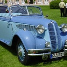 BMW 326 Convertible, 1936 Perfect Cottage Car