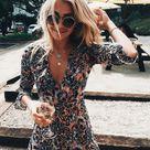 5 Floral Dresses for Summer | Cella Jane