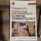 Fitzpatrick's Clinical Dermatology and Flashcards