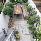 46 Amazing Small Courtyard Garden Design Ideas - PIMPHOMEE