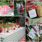 Wedding Strawberries