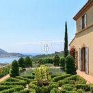 Villa in vendita a Lerici, in posizione dominante con vista mare