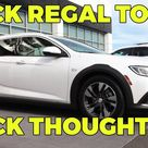 2018 Buick Regal TourX Wagon First Look   DGDG.COM