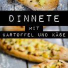 Schwäbische Dinnete mit Kartoffeln und Käse   Kuechenchaotin