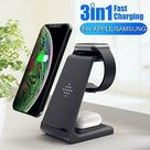 3 In 1 QI Wireless Charger Stand