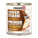 Zinsser Cover Stain Interior or Exterior High Hiding Oil Based Wall and Ceiling Primer 1 Quart   3554