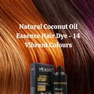 14 Colors Natural Coconut Oil Hair Dye