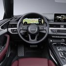 2017 Audi A5 Cabriolet   Sporty Elegance