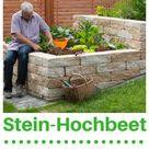 Stein Hochbeet     selbst.de