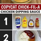 Copycat Chick-Fil-A Chicken Dipping Sauce