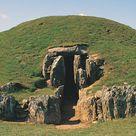 Bryn Celli Ddu Burial Chamber   Cadw