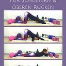Yin Yoga für Schultern und oberen Rücken - Yoga mit Martina