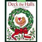 Deck the Halls Holiday Coloring Book