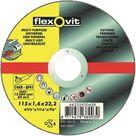 Flexovit Multi Purpose Cutting Off Wheel   115mm
