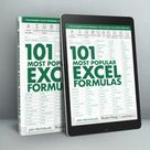101 Most Popular Excel Formulas E Book