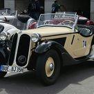 BMW 315/1, Baujahr 1935 6 Zyl. Reihenmotor, 1490 cm³.