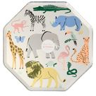 16 Large Animal Print Napkins, Safari Napkins, Jungle Party, Safari Party Napkins, Jungle Birthday Party, Animal Party