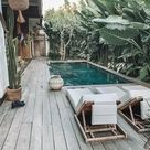 10+ Wonderful Outdoor Pool Decorations Ideas