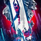 Into the Spider-Verse Fun Fanart by Masaolab