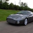 Aston Martin DB7 Zagato. 2002 2003 first jump for the new design.