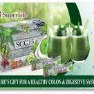 SUPERLIFE Colon Care,Colon Cleanse,SCC15,STC30,Gut,Enhances The Health of Your Colon,with Safe extracts,Probiotics and Multivitamins - Default Title