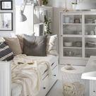 Sofa, Aufbewahrung, Einzel- und Doppelbett - alles in einem!