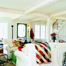 House Tour: Eclectic Lake Cottage