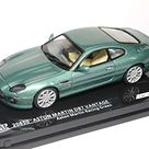 Aston Martin DB7 Vantage Racing Green 1999 Year   Grand Tourer S   1/43 Scale Collectible Model Vehicle   2 Door Coupé