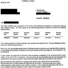 Cancellation Of Debt Letter Template