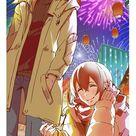 I Want to eat Your Pancreas Rollbild Haruki & Sakura