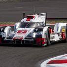 Audi R18 e tron quattro   Marcel Fässler   Andre Lotterer   Benoit Treluyer FIA WEC Nurburgring 2015