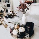 How To Style A Coffee Table and How Not To
