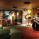 47 Cool Finished Basement Ideas (Design Pictures)