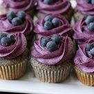 Blueberry Frosting