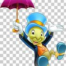 Jiminy Cricket The Talking Crickett The Adventures Of Pinocchio Geppetto YouTube PNG - Free Download
