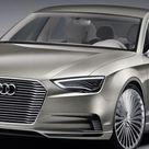 Audi A3 e tron Concept unveiled at Auto Shanghai 2011   CarAdvice