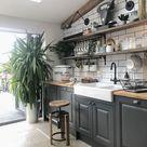 6 ways to create a rustic Scandinavian kitchen - Vaunt Design