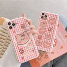 Milky Tea Bear Phone Case